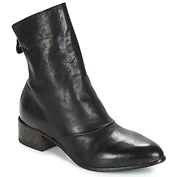 Chaussures Femme Bottines Moma NIKKITA FOX NERO