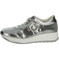 Chaussures Femme Baskets basses Agile By Ruco Line Agile By Rucoline  1315 Petite Sneakers Femme Argent Argent