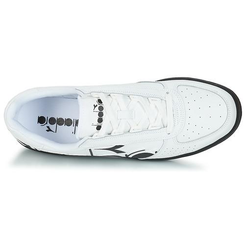 Basses Homme BlancNoir Bolder B elite Diadora Chaussures Baskets 5S3Lqcj4AR