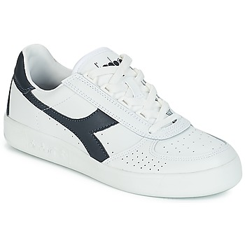 Chaussures Baskets basses Diadora B.ELITE Blanc / Marine