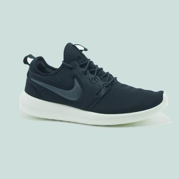Chaussures Homme Baskets mode Nike ROSHE TWO NOIR/GRIS Noir
