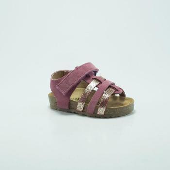 Chaussures Homme Sandales et Nu-pieds Plakton Kid's PLAKTON PICHOU ROSE rose