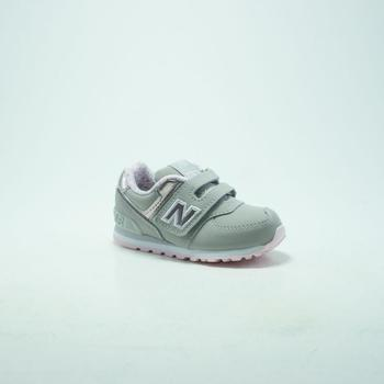 Chaussures Homme Baskets mode New Balance Kids NEW BALANCE KID KV574 GRIS/ROSE rose