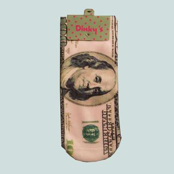 Accessoires Homme Chaussettes Dinkis DINKYS CHAUSSETTE FANTAISIES 100 DOLLARD Multicolor
