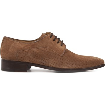Chaussures Homme Derbies Heyraud derby GAETAN Marron