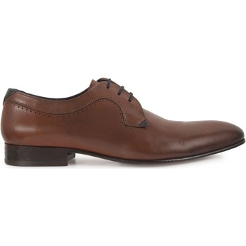 Chaussures Homme Derbies Heyraud Derby GABI Marron