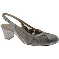Chaussures Femme Sandales et Nu-pieds Melluso MEX588gr grigio