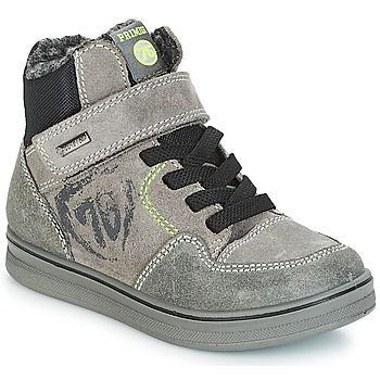 Chaussures Garçon Baskets montantes Primigi AYGO GORE-TEX Gris