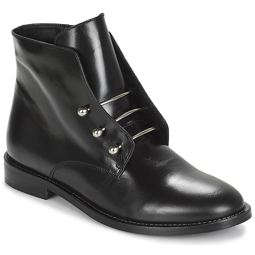 Jonak Jonak Dhavlen Boots Femme Dhavlen Noir Dhavlen Femme Jonak Boots Femme Boots Noir CxBoeWrd