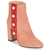 Chaussures Femme Bottines Jonak CHERRY Rose