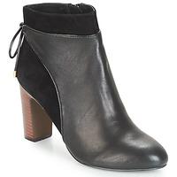 Chaussures Femme Bottines Jonak BEAR Noir