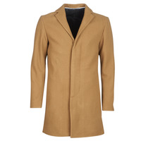 Vêtements Homme Manteaux Selected SLHBROKE Beige