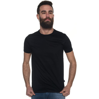 Vêtements Homme T-shirts & Polos Hugo Boss TESSLER-50383822001 nero