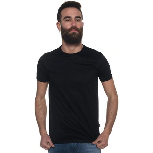 Vêtements Homme T-shirts & Polos Hugo Boss TESSLER-50383822001 nero