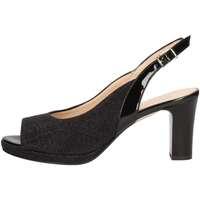 Chaussures Femme Sandales et Nu-pieds Soffice Sogno E8105 Noir