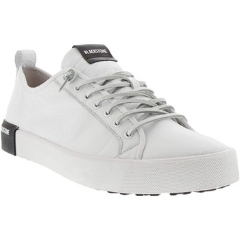 Chaussures Homme Baskets basses Blackstone Homme blackstone sneakers pm66 blanc