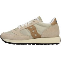 Chaussures Femme Baskets basses Saucony S60368-26 Sneaker Femme Beige Beige