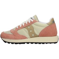 Chaussures Femme Baskets basses Saucony S60368-31 Sneaker Femme Rose Rose