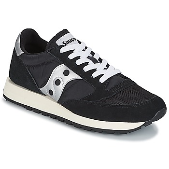 Chaussures Baskets basses Saucony JAZZ ORIGINAL VINTAGE Noir / Blanc