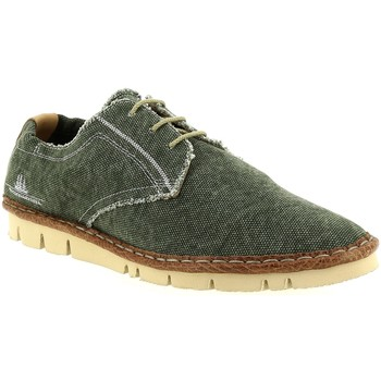 Chaussures Homme Derbies Watson And Parker 501556 kaki