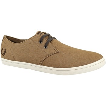 Chaussures Homme Baskets basses Fred Perry BYRON LOW marron