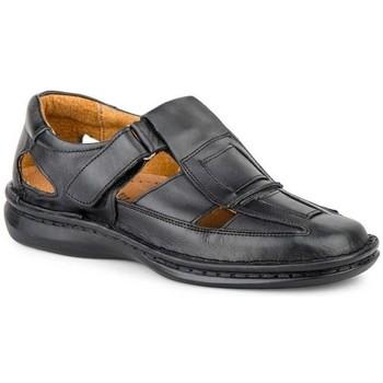 Chaussures Homme Sandales et Nu-pieds Innovation  Noir