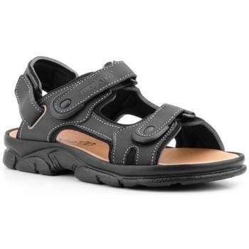 Chaussures Homme Sandales sport Morxiva Shoes  Noir