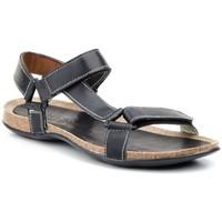 Chaussures Homme Sandales et Nu-pieds Pepe Agullo Calzados  Noir