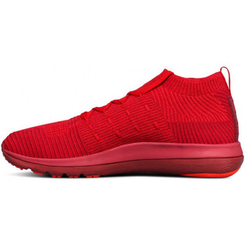 Chaussures Homme Baskets montantes Under Armour Basket Under Rouge