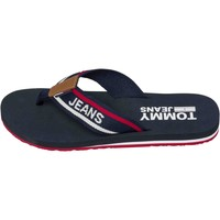 Chaussures Homme Tongs Tommy Hilfiger TOMMY JEANS MENS BEACH SANDAL Bleu