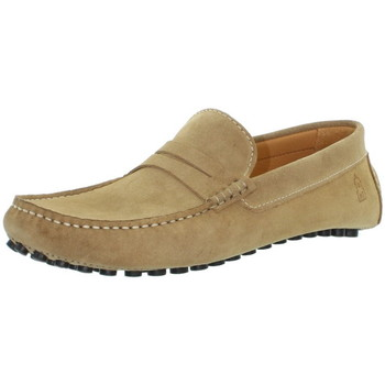 Chaussures Les Mocassins Tropéziens Mocassins les tropéziens ref_lmc43296 Beige