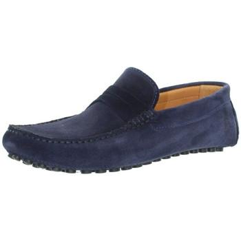 Chaussures Les Mocassins Tropéziens Mocassins les tropéziens ref_lmc43296 Marine