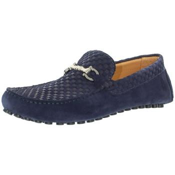 Chaussures Mocassins Les Mocassins Tropéziens Mocassins les tropéziens ref_lmc43297 Marine bleu