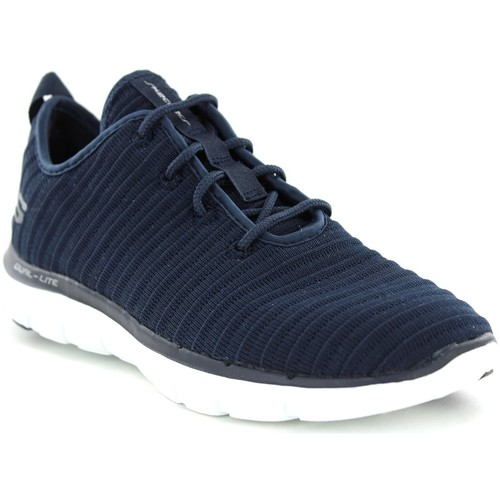 Skechers 12899 Marine - Chaussures Baskets basses