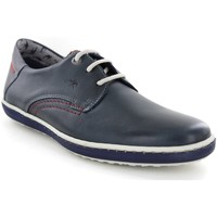 Chaussures Derbies Fluchos 9710 Marine