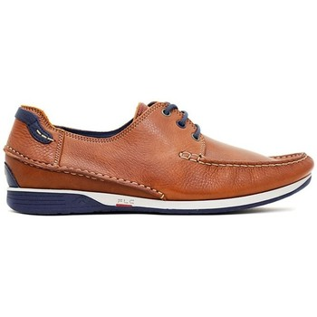 Chaussures Homme Baskets basses Fluchos 9123 Marron
