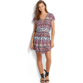 Vêtements Femme Robes courtes Seafolly Caftan  Multicolore Sahara Nigths Imprimé Multicolore