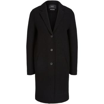 Vêtements Femme Manteaux Set STYLE 58811 Noir
