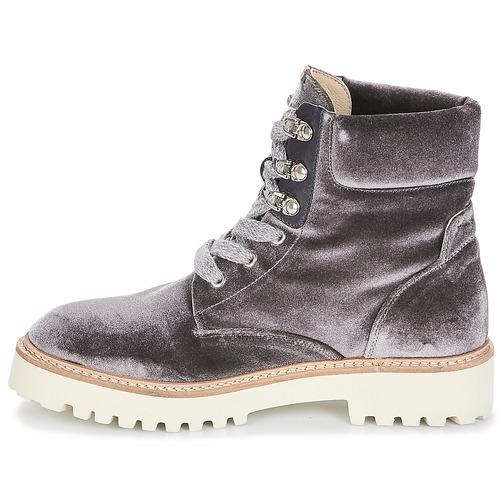 Gris Femme Chaussures Boots Lucia Marc O'polo hdsQtr