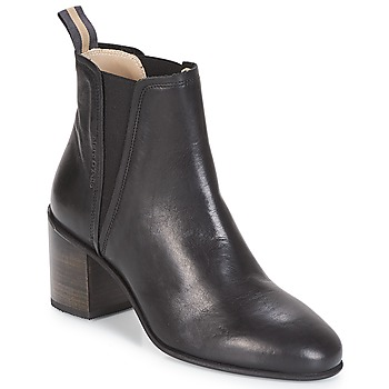 Chaussures Femme Bottines Marc O'Polo CAROLINA Noir
