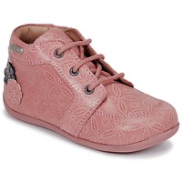 Chaussures Fille Boots Aster DILA Rose