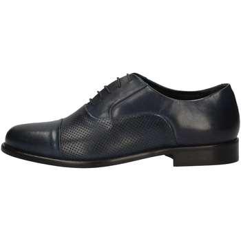 Chaussures Homme Derbies Hudson 1030 BLEU