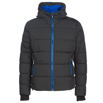 Vêtements Homme Doudounes Superdry SPORTS PUFFER Noir