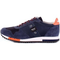 Chaussures Homme Baskets basses Blauer 8SQUINCY01/NYL BASKETS Homme bleu