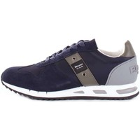 Chaussures Homme Baskets basses Blauer 8SMEMPHIS05/NYL BASKETS Homme bleu