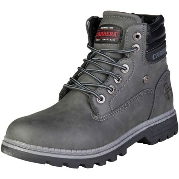 Chaussures Homme Boots Carrera - Boots / bottines montantes Tennesse - Gris shark Gris