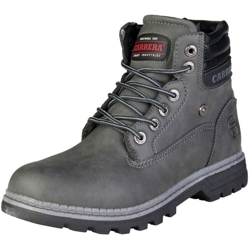 Carrera - Boots / bottines montantes Tennesse - Gris shark Gris - Chaussures Boot Homme