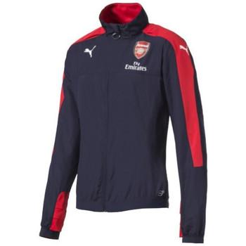 Vêtements Homme Vestes de survêtement Puma Veste coupe-vent Arsenal FC - 750738-01 Bleu