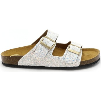 Chaussures Femme Mules Take Me SANDALE NORDEN C189 BLANC