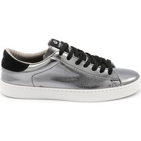 Chaussures Femme Baskets basses Victoria BASKET METALISEE GRIS